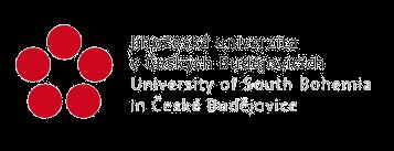 JČU logo