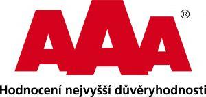 certifikace důvěryhodnosti AAA